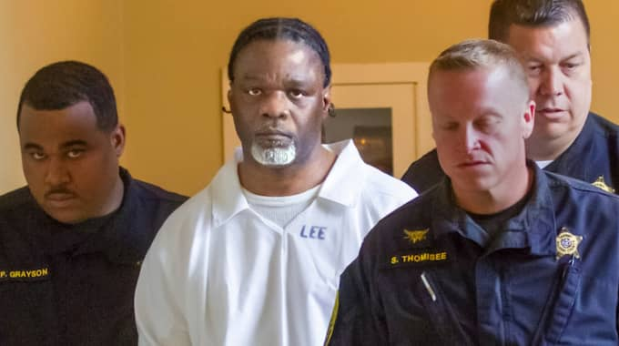 Ledell Lee, 51, dömdes efter att han dödat en kvinna. Foto: Benjamin Krain / AP TT NYHETSBYRÅN