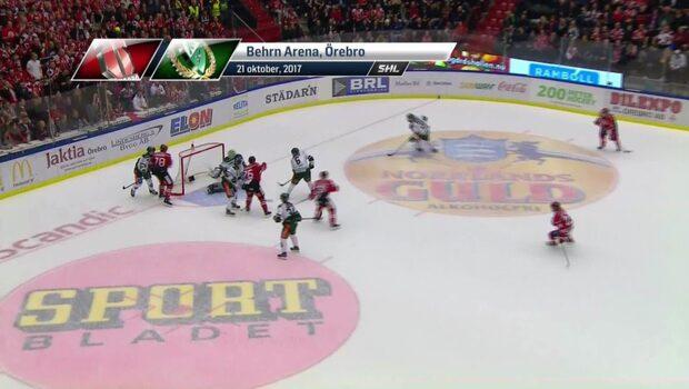 Highlights: Örebro-Färjestad