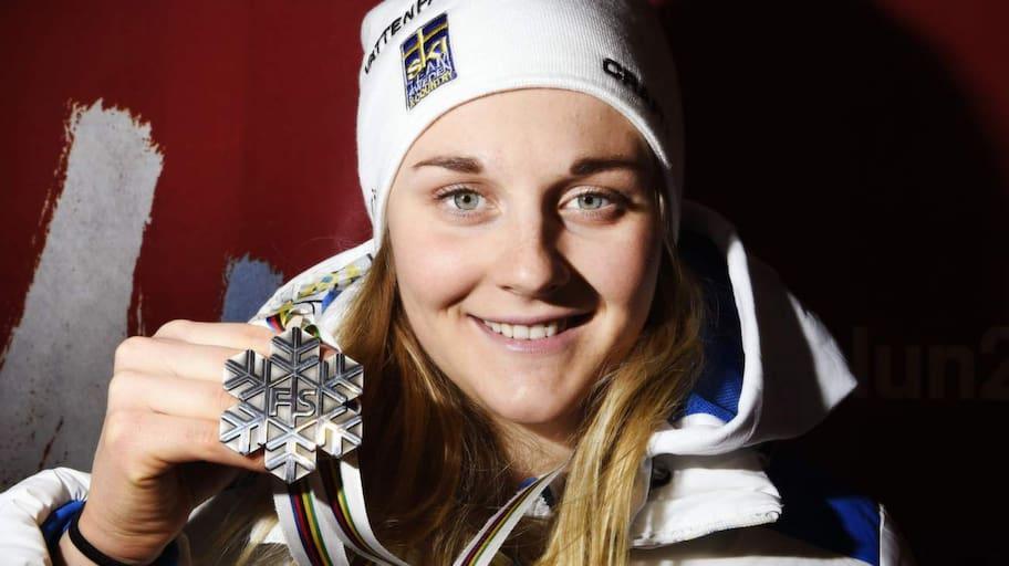 Stina Nilssons fina möte med pappan   Sport   Expressen