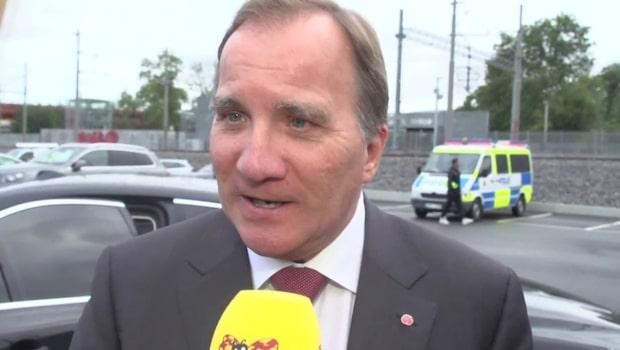 """Stefan Löfven: """"Nu är det allvar"""""""