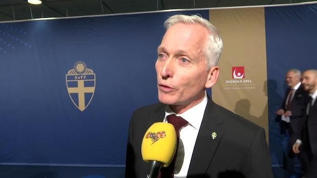 """Håkan Sjöstrand: """"Vi har satt datumet för galan efter damlandslaget"""""""