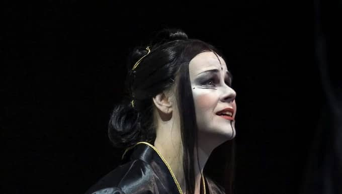 """""""Turandot"""" på Göteborgsoperan 2006."""