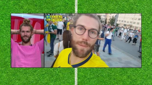 """Fans-Filip: """"VM i Ryssland får sex getingar"""""""