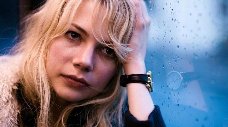 "Michelle Williams i filmen ""Blue Valentine"". Foto: Silverwood Films"