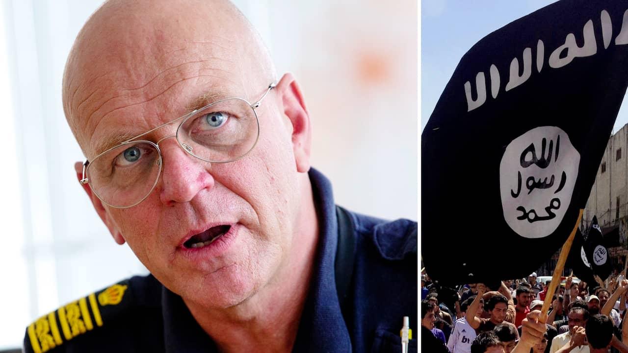 """Polischefen: Släng ut IS-terroristerna: """"Vi är för mjuka"""""""