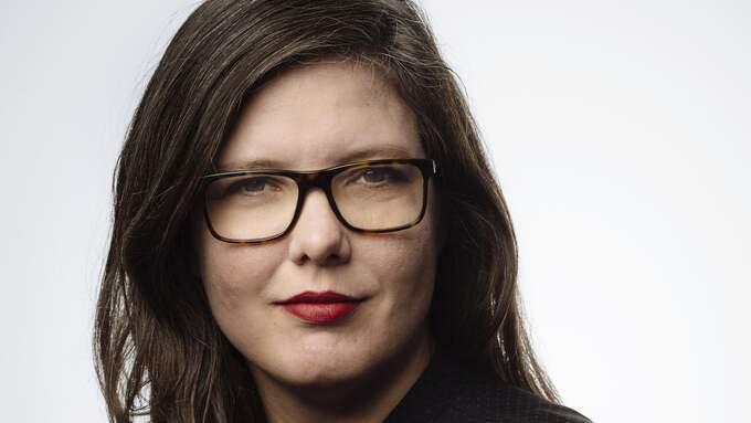 Anna Hellgren är redaktör på Expressens kultursida. Foto: MIKAEL SJÖBERG