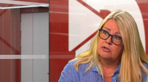 Hela intervjun med Annika Wallenskog