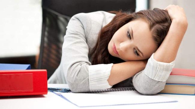 Känner du dig aldrig utvilad, trots att du sover tillräckligt? Detta är ett av symptomen på sömnapné.