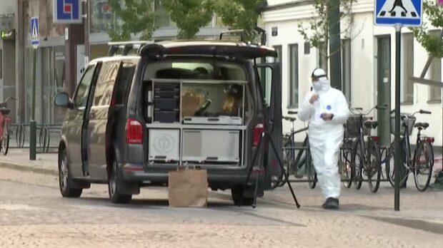 Polisen: Sprängningen i Lund riktad mot livsmedelsbutik