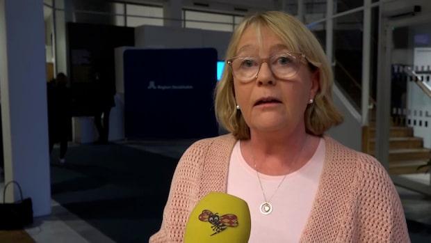 Region Stockholm begär aktiverat krisläge