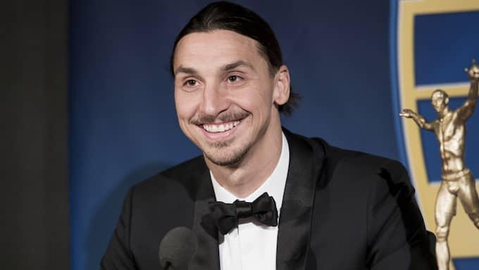 Zlatan Ibrahimovic kan vinna ännu en Guldboll Foto: OLLE SPORRONG