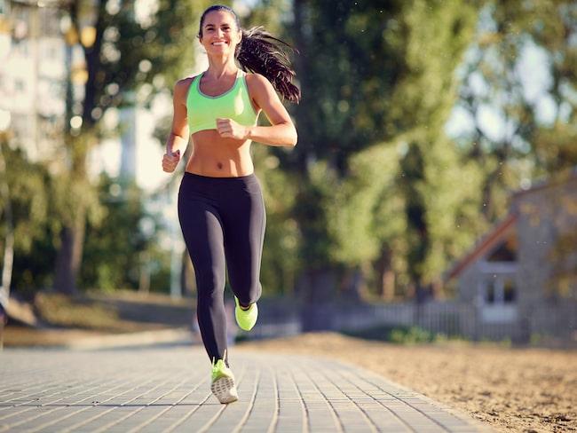 Fokusera på ditt mål att må bra och låt inte bagateller ta din energi.