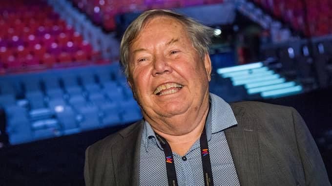 """""""Det kan nog bli väldigt bra"""", säger Bert Karlsson om planerna. Foto: (C) PELLE T NILSSON / (C) PELLE T NILSSON/STELLA PICTU STELLA PICTURES"""