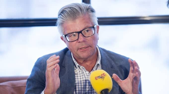 Hans Wallmark (M). Foto: Sven Lindwall