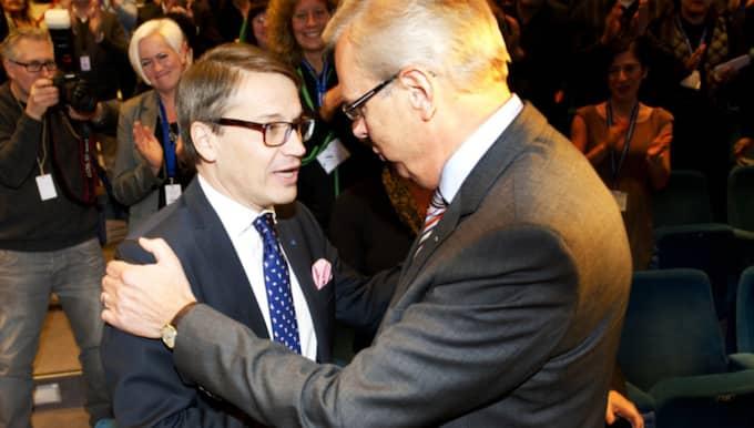 Mats Odell petades sedan ur partitoppen och lämnade riksdagen efter valet 2014. Foto: Olle Sporrong