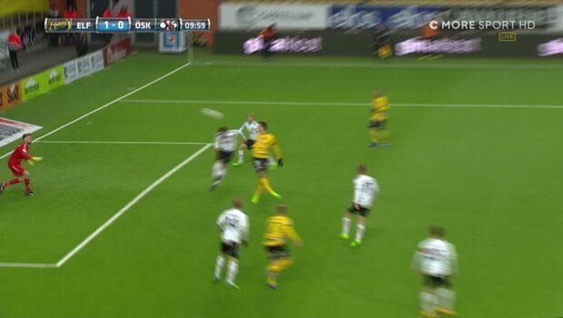 Prodell nickar in 1-0 mot Örebro