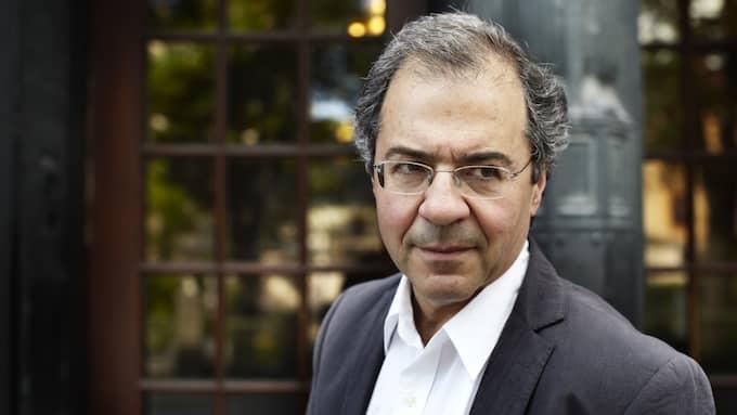 Göran Rosenberg, författare och medarbetare på Expressens kultursida. Foto: Caroline Andersson