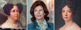 Kvinnorna som invandrade till  Sverige – och blev drottningar