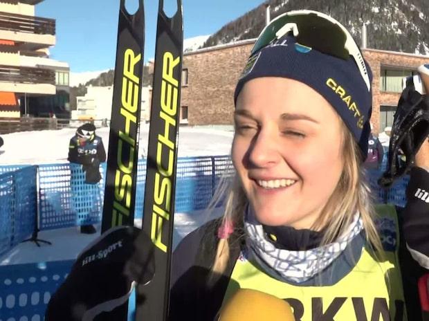 """Stina Nilsson om nya succén: """"Det är galet"""""""