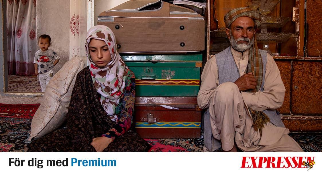 Sohaila är 12 år och gift med en 60-åring:
