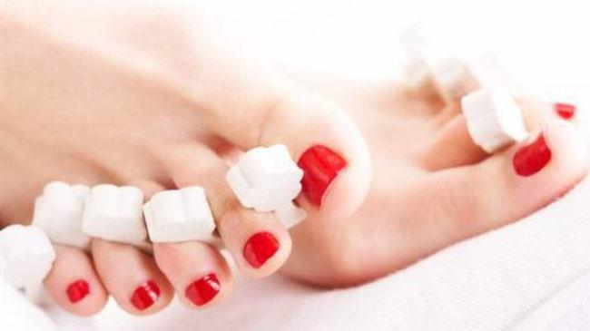 behandling nagelsvamp tår