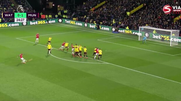 10 snyggaste målen i Premier League 2017/18