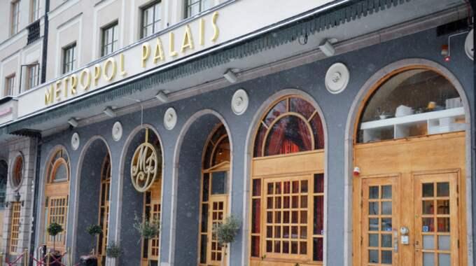 Aftonbladet avslöjade förra veckan att porrstjärnan uppträtt på den krog, Metropol Palais, som Kommunal driver via ett eget bolag. Foto: Maja Suslin/TT