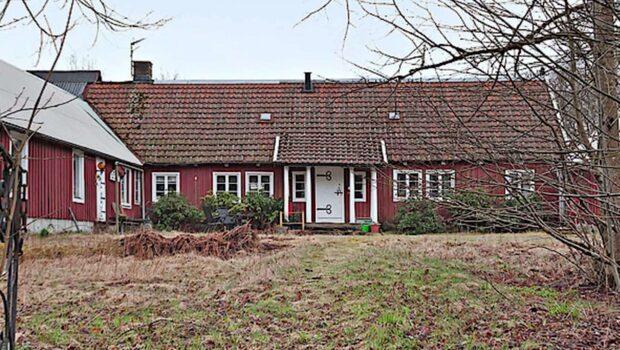 Huset i Halland som gör succé på nätet