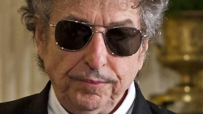 Bob Dylan. Foto: JIM LO SCALZO / EPA / TT / EPA TT NYHETSBYRÅN