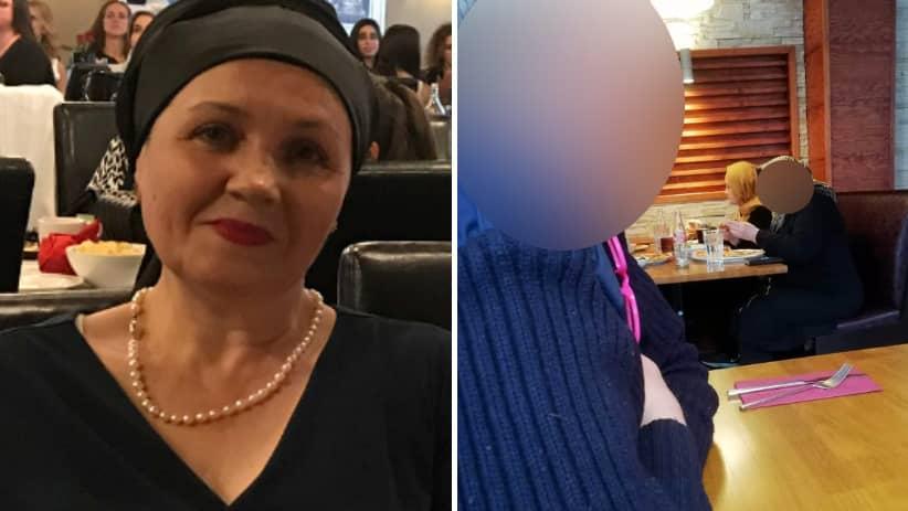 """Nurten smygfotades och hängdes ut – för att hon bar slöja: """"Rasismen har vuxit"""""""