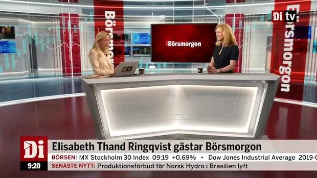 """Thand Ringqvist: """"Möjlighet att förstå bolagen bättre än marknaden"""""""