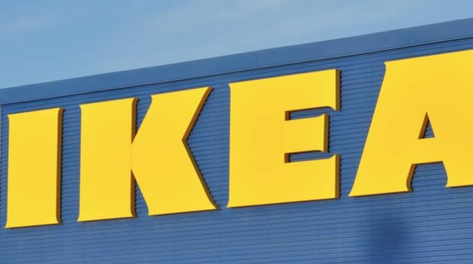 Inga kunder kunde betala sina varor på Ikea i Barkarby. Foto: Henrik Isaksson/Ibl-Aop