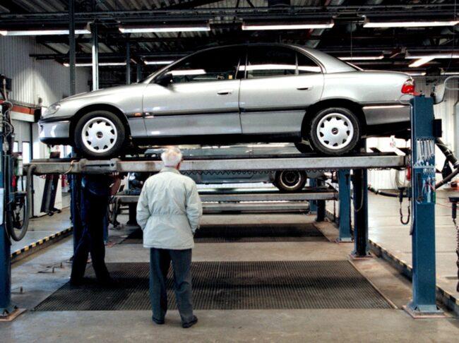 Clear Car, som har 81 stationer, har förlorat tillståndet att besiktiga bilar. Bilden är tagen i ett annat sammanhang.