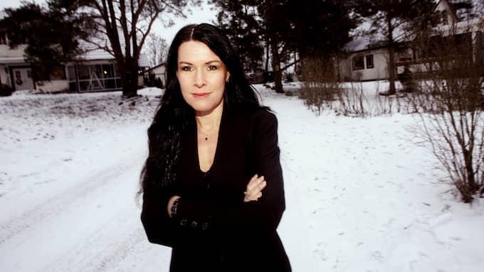 Åsa Waldau, känd som Kristi Brud från Knutbyförsamlingen, har polisanmälts för två fall av misshandel, uppger TV4 Nyheterna och Aftonbladet. Foto: CORNELIA NORDSTRÖM