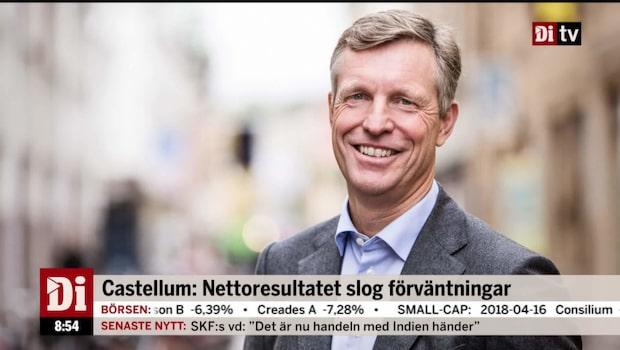 Castellum: Nettoresultat slog förväntningarna