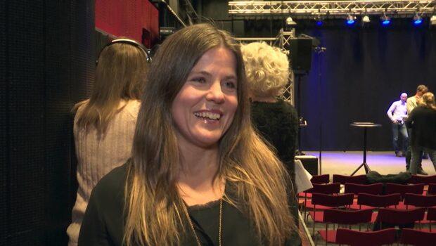 Pernilla Wiberg är ständigt aktuell