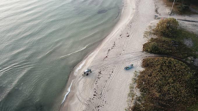 Hundratusentals svenskar hamnar på första plats i rankningen över Östersjöns värsta bovar. Foto: FRITZ SCHIBLI / EXPRESSEN/KVP