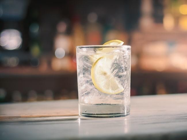 Julkalendern låter dig nämligen avnjuta en skvätt gin – eller varför inte en GT?