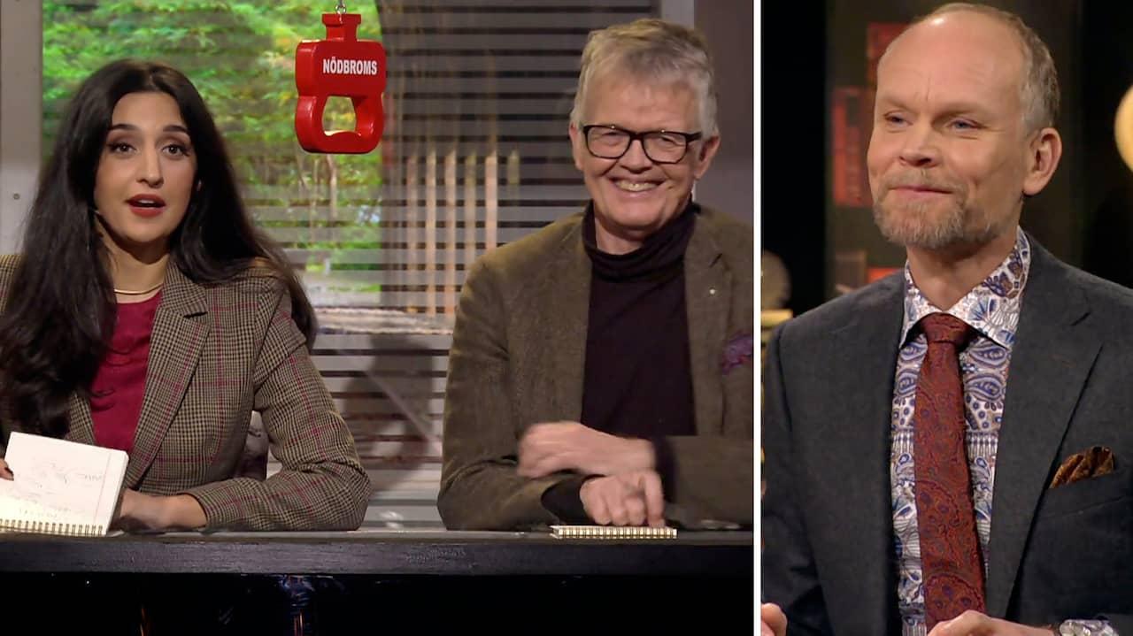 Deltagarnas hån mot Kristian Luuk efter spydiga utspelet
