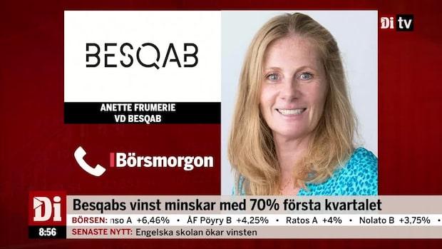 """Besqabs vd: """"Det kommer mer och mer folk på visningarna"""""""