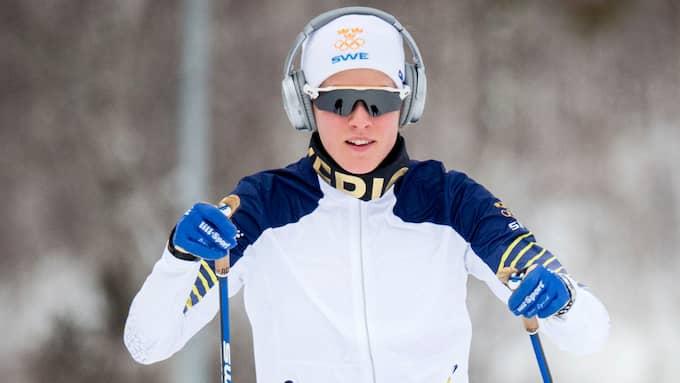 Anna Dyvik kör inte 10 kilometer fristil. Foto: CHRISTINE OLSSON/TT / TT NYHETSBYRÅN