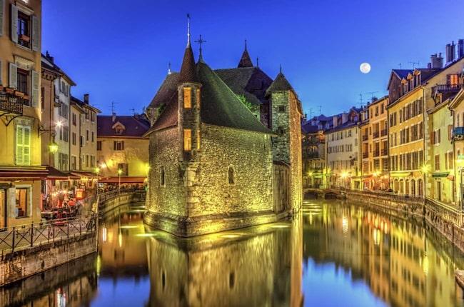 <span>Anneccy, Frankrike.</span>
