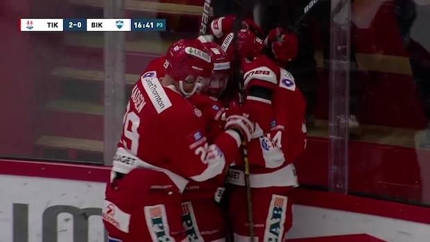Highlights: Dahlén målskytt för Timrå – närmar sig rekord