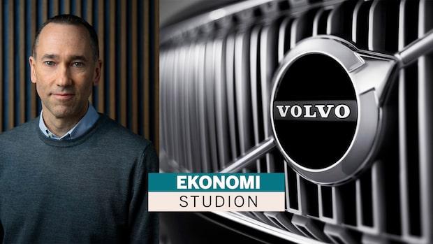 Volvo: Kan behöva justera produktionen