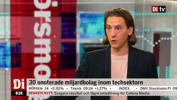 Flera svenska techbolag når miljardvärdering