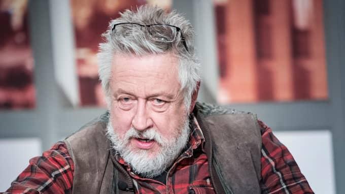 Leif GW Persson anser inte att bevisningen mot mordmisstänkte Peter Madsen är hundraprocentig. Kriminologen menar dock att uppfinnaren kommer fällas för brottet. Foto: MICHAELA HASANOVIC