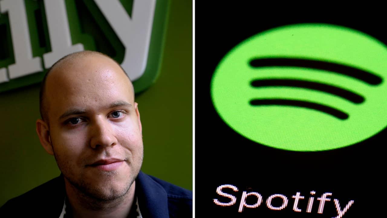 Spotify lyfter svenska skivbolag