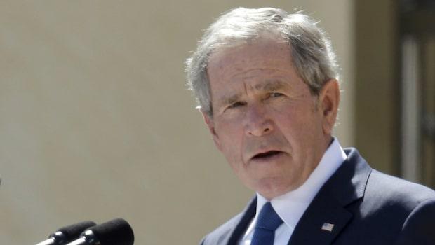 Bush: Personer som mig behöver granskas