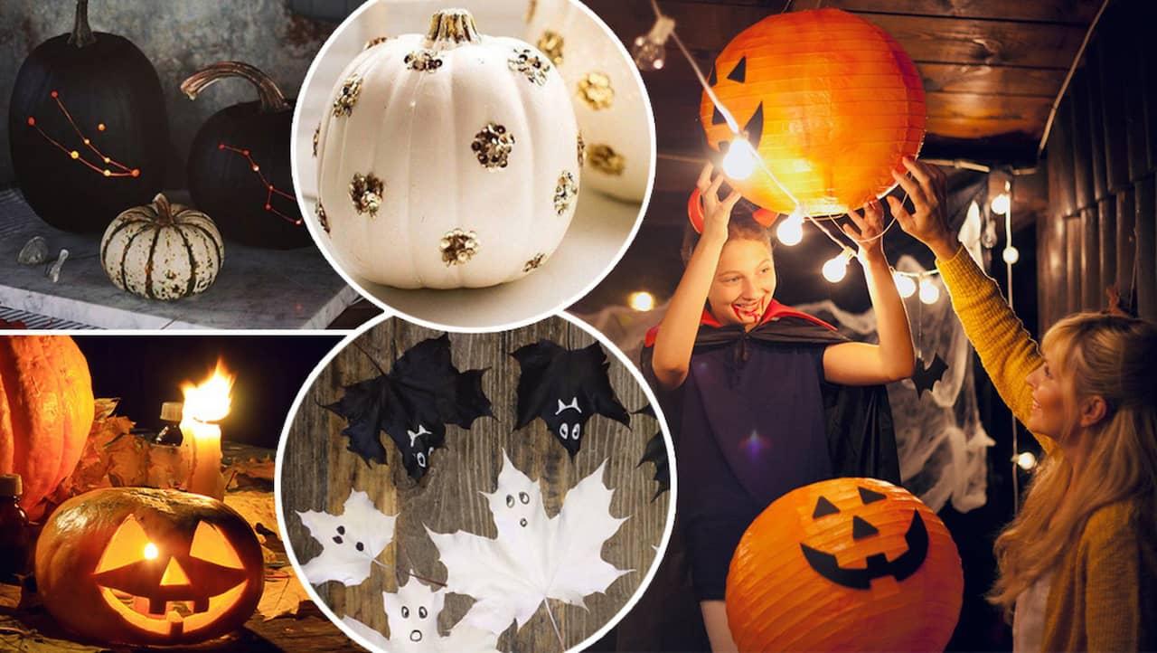 Fin dekoration till halloween – 12 smarta tips  2db95c6c87e3e