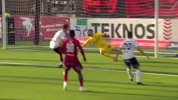 Höjdpunkter: Östersund-Örebro